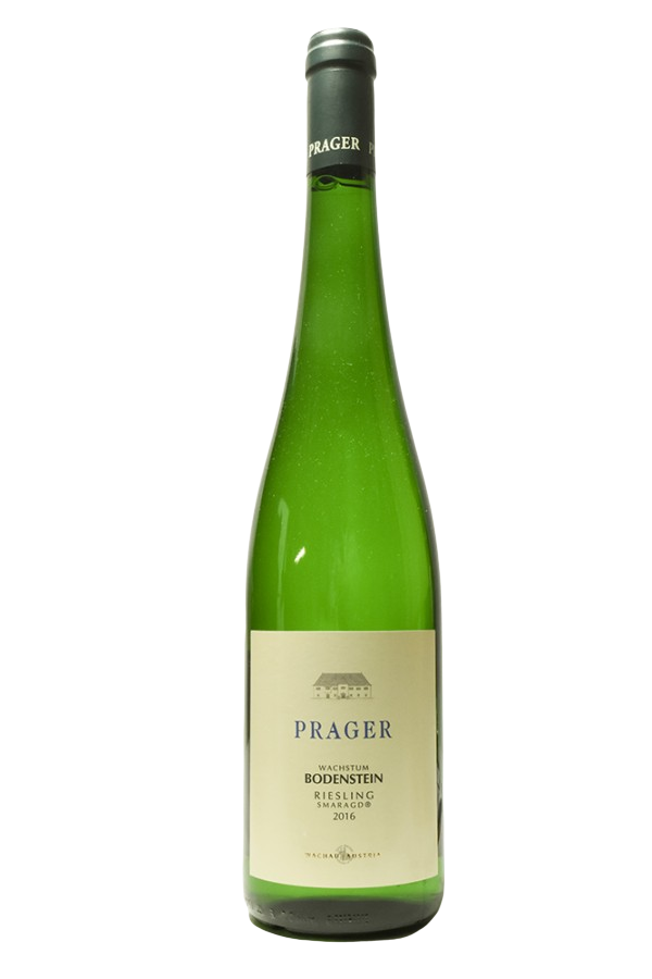 Bottle of Prager, Riesling Smaragd Wachstum Bodenstein, 2016 - Flatiron Wines & Spirits - New York