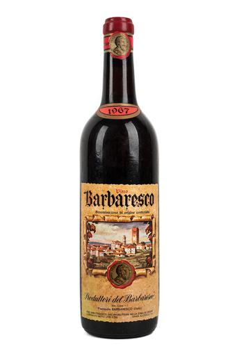 Bottle of Produttori del Barbaresco, Barbaresco, 1967 - Flatiron Wines & Spirits - New York