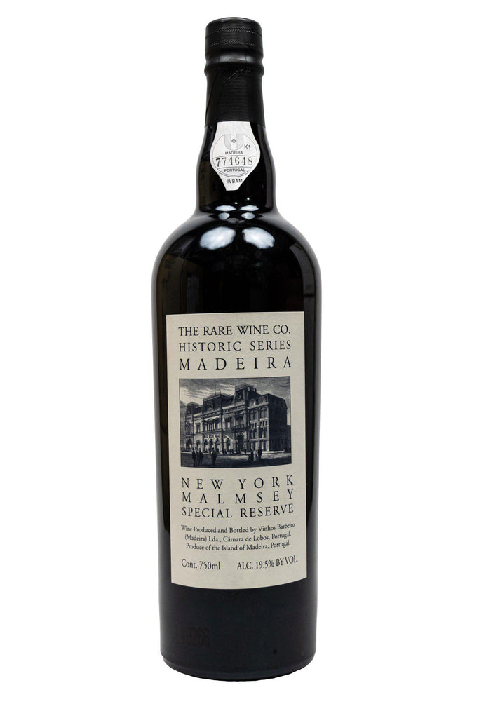 Rare Wine Co. Historic Series Madeira New York Malmsey Special Reserve, NV