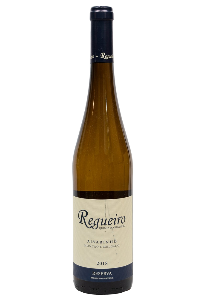 Bottle of Quinta do Regueiro, Regueiro Alvarinho Reserva, 2018 - Flatiron Wines & Spirits - New York
