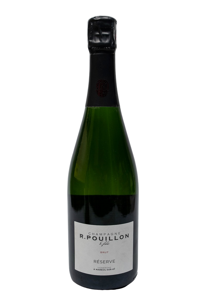 Bottle of R. Pouillon, Champagne Brut Reserve, NV [base 2016] - Flatiron Wines & Spirits - New York
