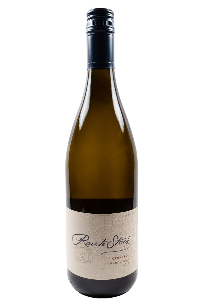 Routestock, Chardonnay Carneros 'Route 121', 2018