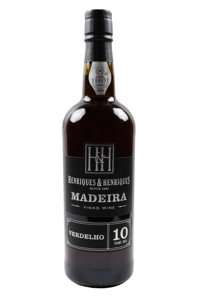 Henriques & Henriques, Madeira 10 Year Old Verdelho