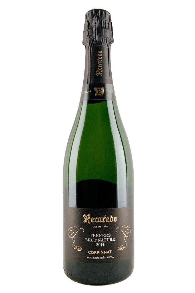 "Bottle of Recaredo, Cava Brut Nature ""Terrers"", 2014 - Flatiron Wines & Spirits - New York"