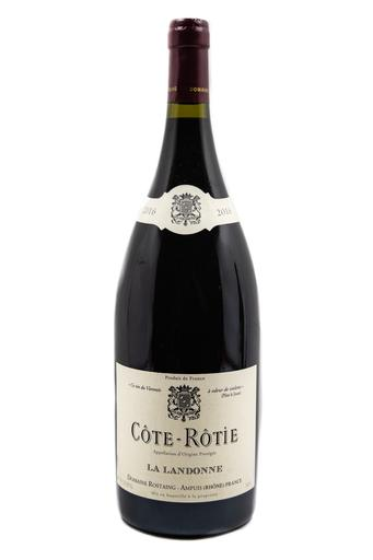 Bottle of Rene Rostaing, Cote-Rotie 'La Landonne', 2016 (1.5L) - Flatiron Wines & Spirits - New York