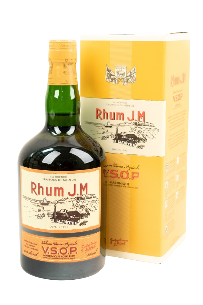 Bottle of Rhum J.M., Rhum Agricole, VSOP - Flatiron Wines & Spirits - New York