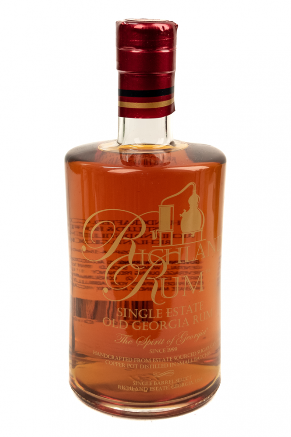 Bottle of Richland Distilling Company, 86 Proof Rum - Flatiron Wines & Spirits - New York
