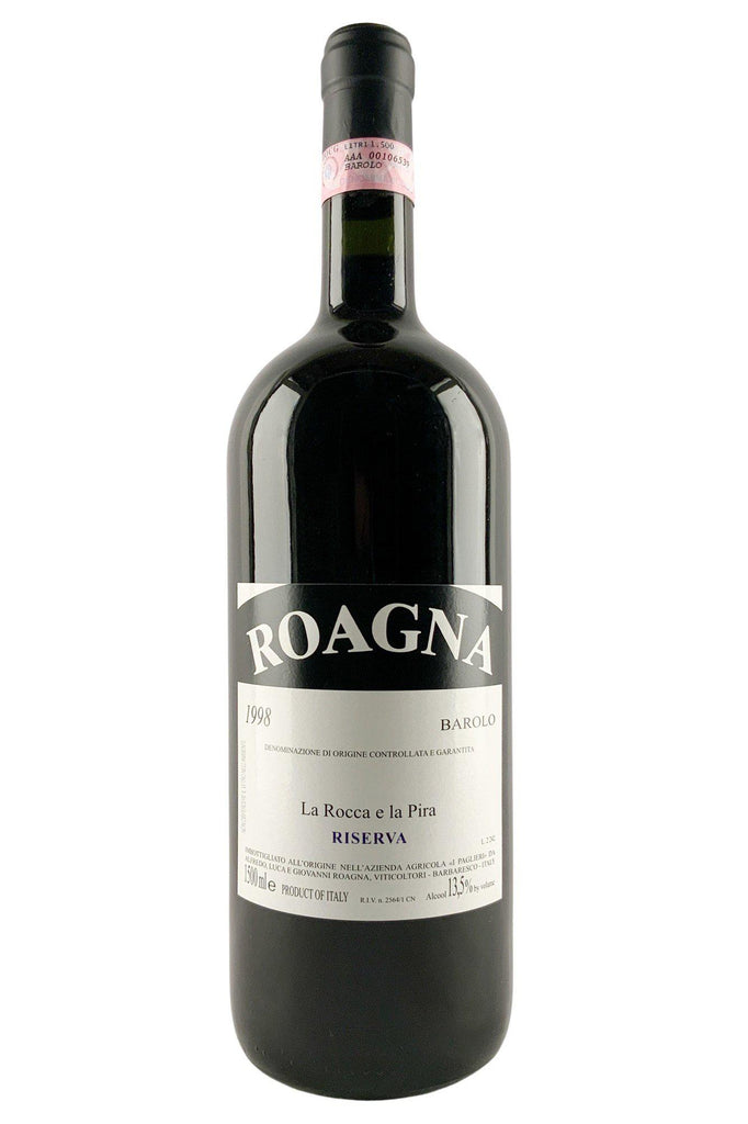Bottle of Roagna, Barolo Rocca e La Pira Riserva, 1998 (1.5L) - Flatiron Wines & Spirits - New York