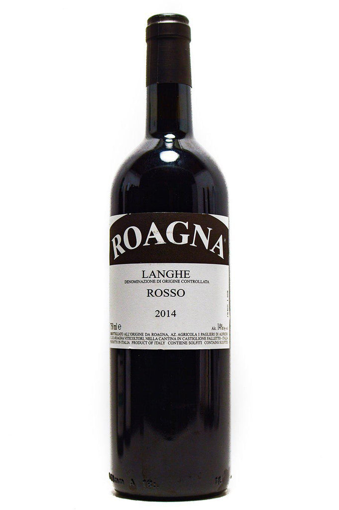 Bottle of Roagna, Langhe Rosso, 2014 - Flatiron Wines & Spirits - New York