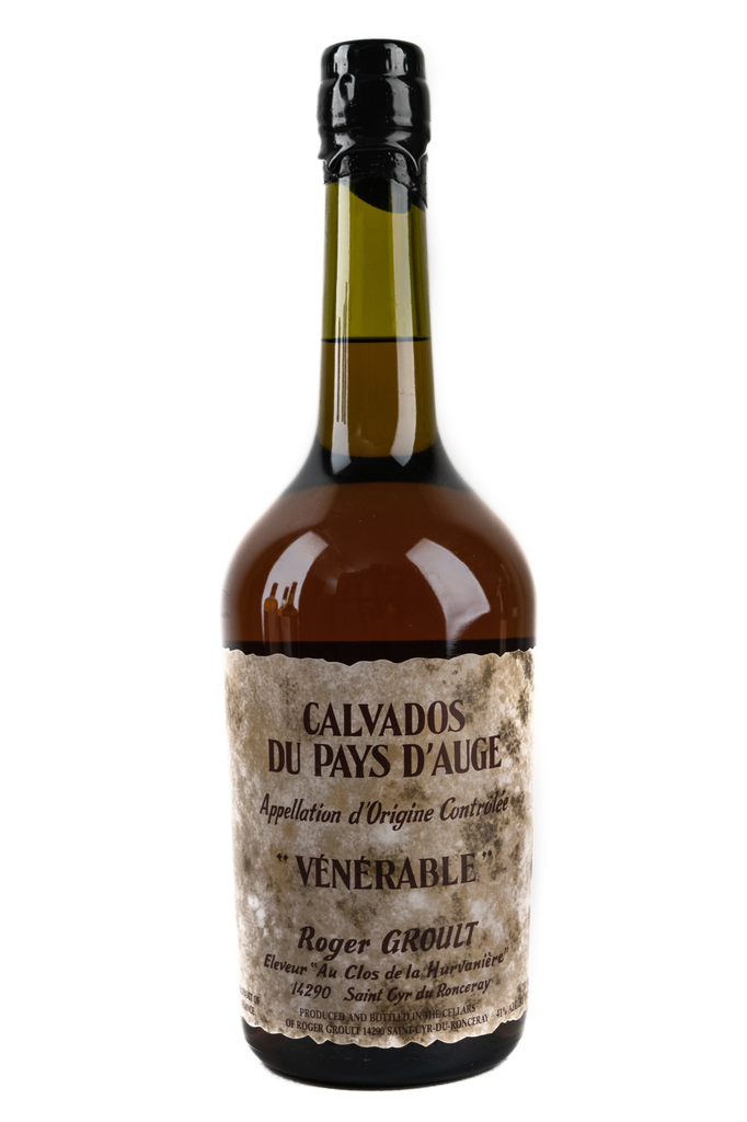 "Bottle of Roger Groult, Calvados Pays d'Auge ""Venerable"" (18 Year) - Flatiron Wines & Spirits - New York"