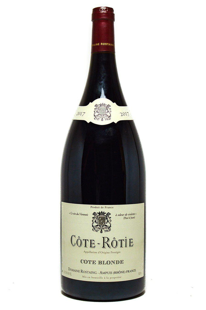 Bottle of Rostaing, Cote Blonde, 2017 (1.5L) - Flatiron Wines & Spirits - New York