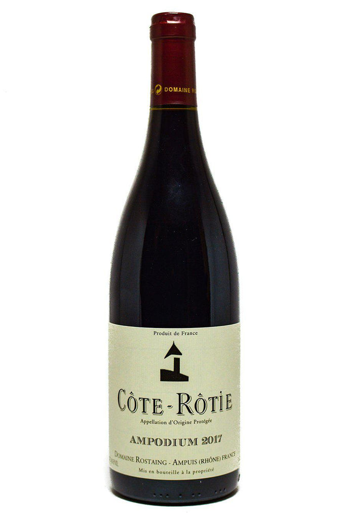 Bottle of Rostaing, Cote-Rotie Ampodium, 2017 - Flatiron Wines & Spirits - New York