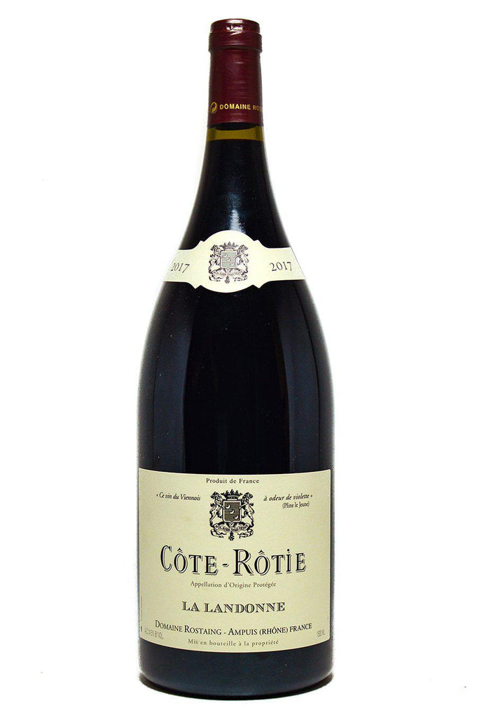 Bottle of Rostaing, Cote-Rotie La Landonne, 2017 (1.5L) - Flatiron Wines & Spirits - New York