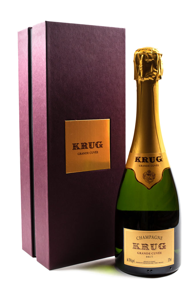 Krug, Champagne Grand Cuvee Brut, NV (375ml)