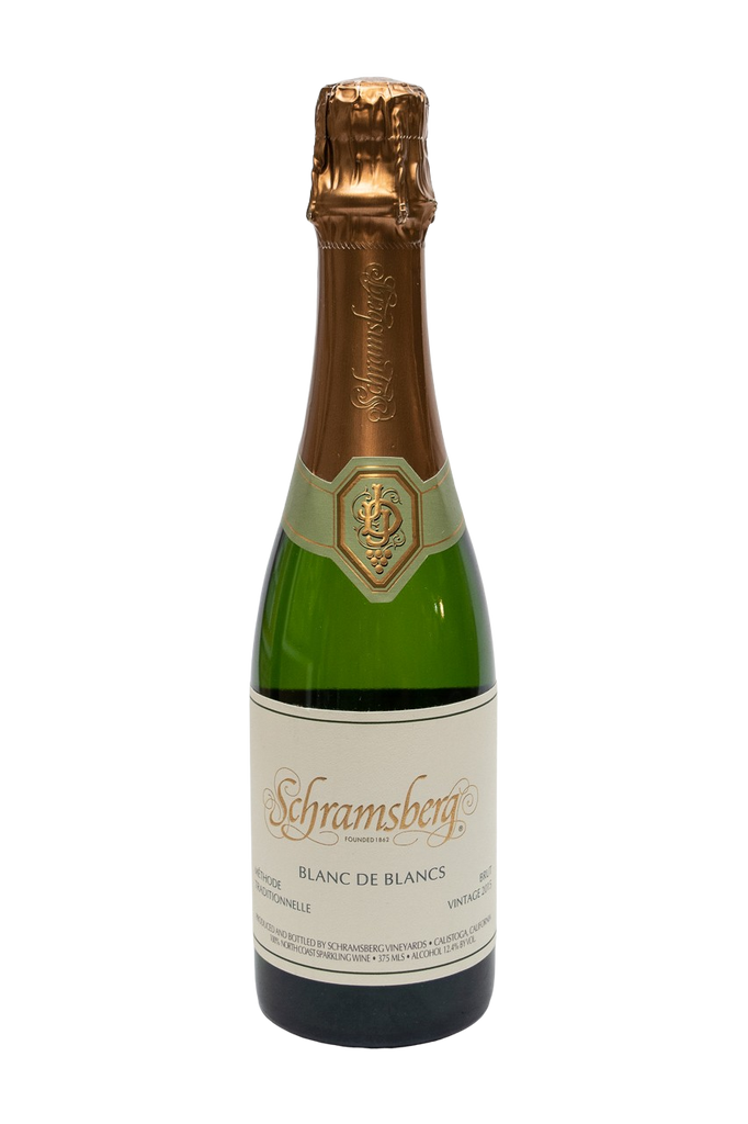 Bottle of Schramsberg, Blanc de Blancs, 2014 (375ml) - Flatiron Wines & Spirits - New York