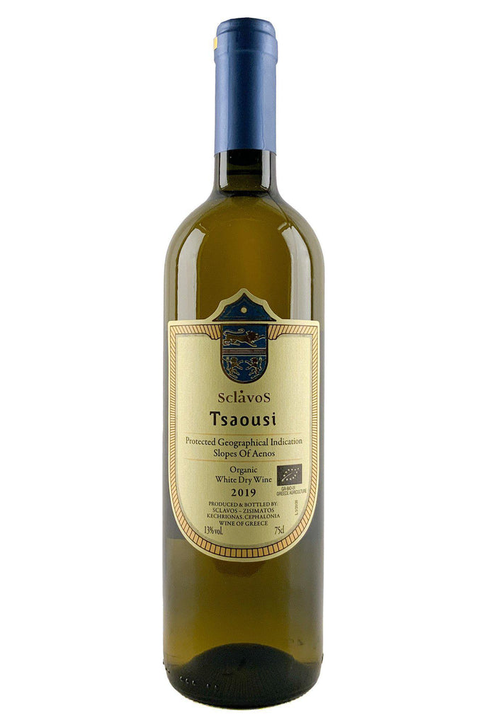 Bottle of Sclavos Wines, Tsaousi, 2019 - Flatiron Wines & Spirits - New York