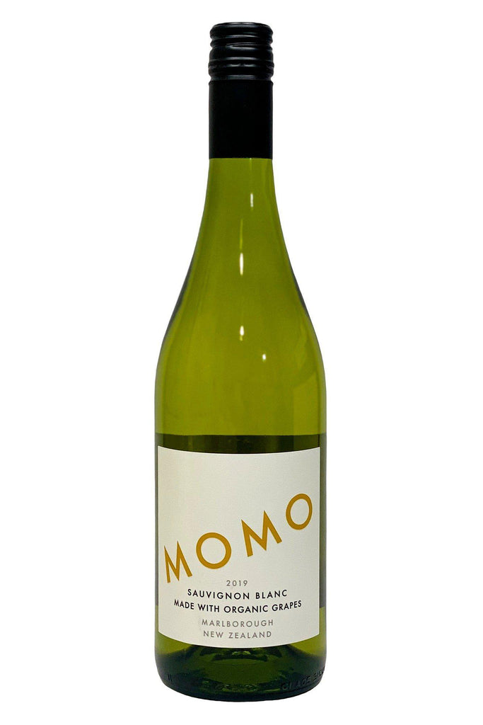 "Bottle of Seresin Estate, Marlborough Sauvignon Blanc ""Momo"", 2019 - Flatiron Wines & Spirits - New York"