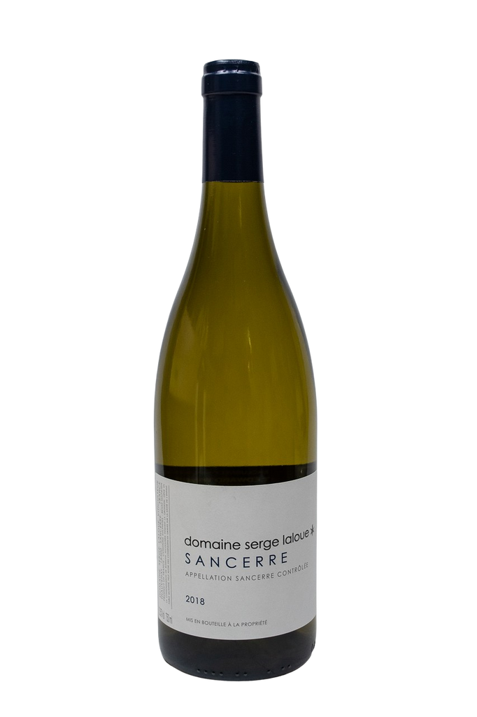 Bottle of Serge Laloue, Sancerre, 2018 - Flatiron Wines & Spirits - New York