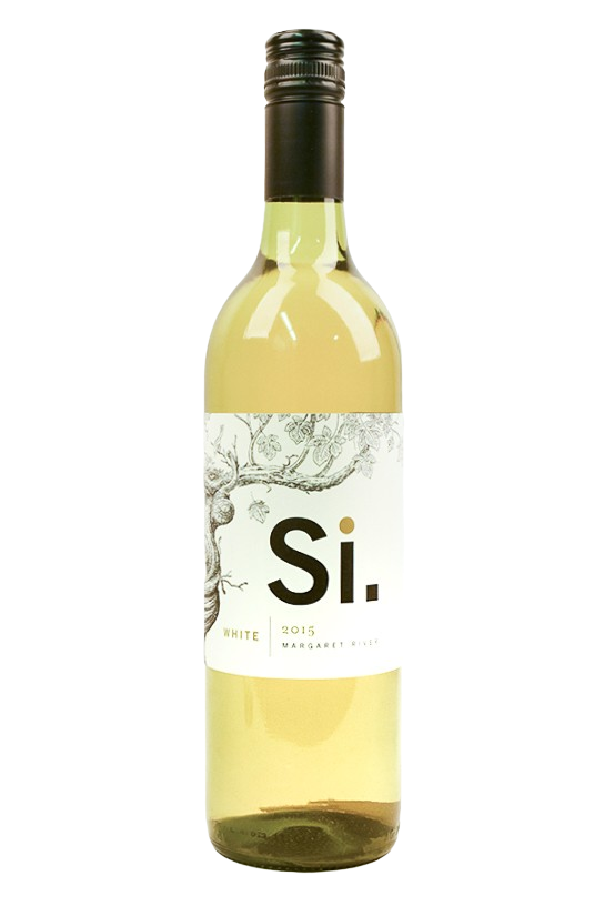 "Bottle of Si Vintners, Margaret River ""White"", 2015 - Flatiron Wines & Spirits - New York"
