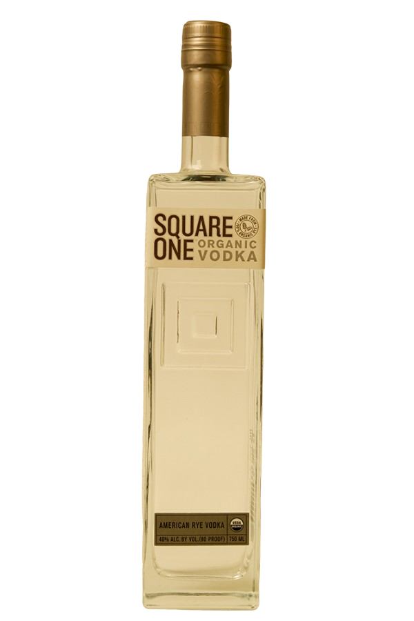 Bottle of Square One, Vodka - Flatiron Wines & Spirits - New York