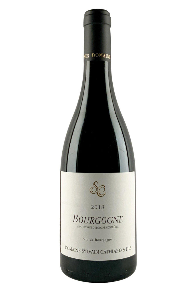 Bottle of Sylvain Cathiard, Bourgogne Rouge, 2018 - Flatiron Wines & Spirits - New York