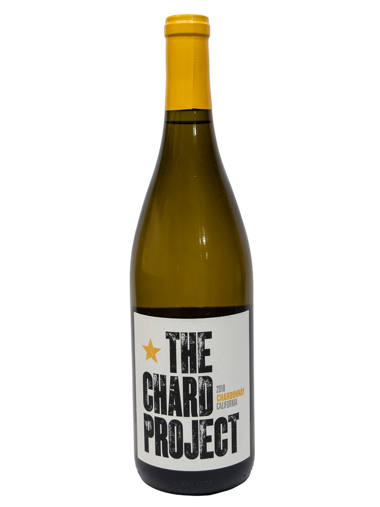 Bottle of The Chard Project, Chardonnay, 2018 - Flatiron Wines & Spirits - New York