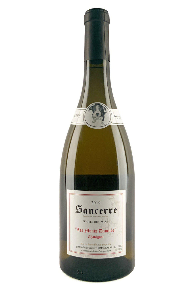 Bottle of Thomas-Labaille, Sancerre Chavignol Les Monts Damnes Cuvee Buster, 2019 - Flatiron Wines & Spirits - New York