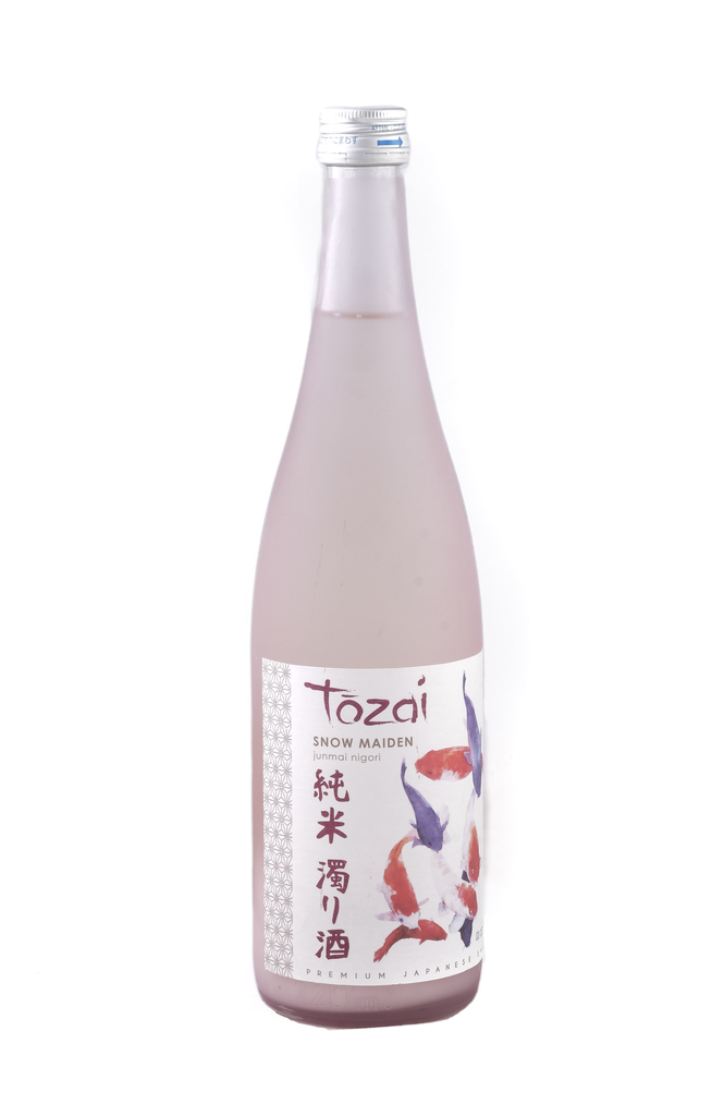 "Bottle of Tozai, Junmai Nigori Sake ""Snow Maiden"" (720mL) - Flatiron Wines & Spirits - New York"