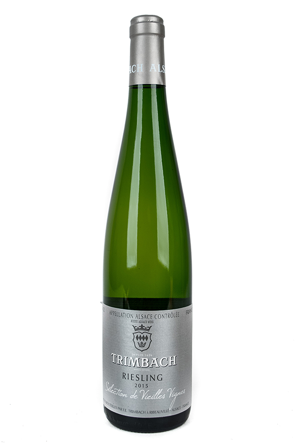 Bottle of Trimbach, Riesling Selection Vieilles Vignes, 2015 - Flatiron Wines & Spirits - New York