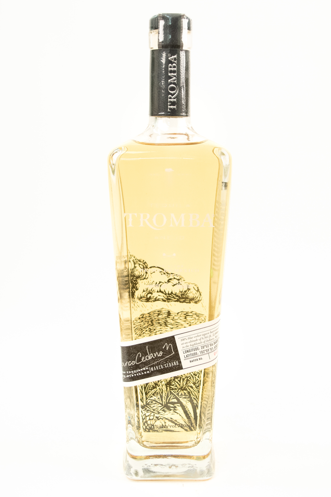 Bottle of Tromba, Tequila Anejo - Flatiron Wines & Spirits - New York