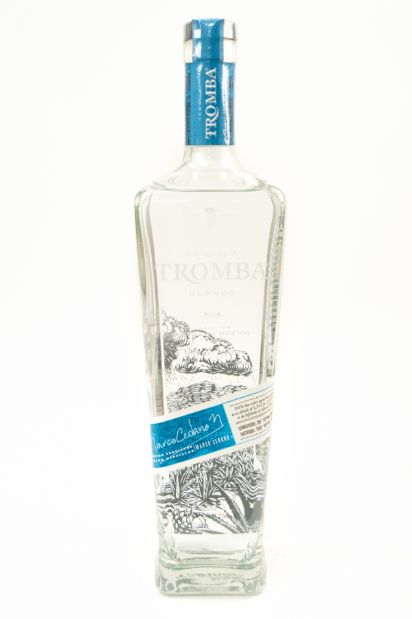 Bottle of Tromba, Tequila Blanco - Flatiron Wines & Spirits - New York