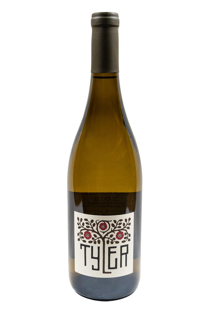 Bottle of Tyler, Chardonnay Santa Barbara County, 2018 - Flatiron Wines & Spirits - New York