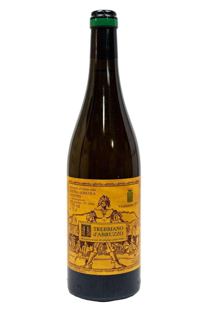 Bottle of Valentini, Trebbiano D'Abruzzo, 2015 - Flatiron Wines & Spirits - New York
