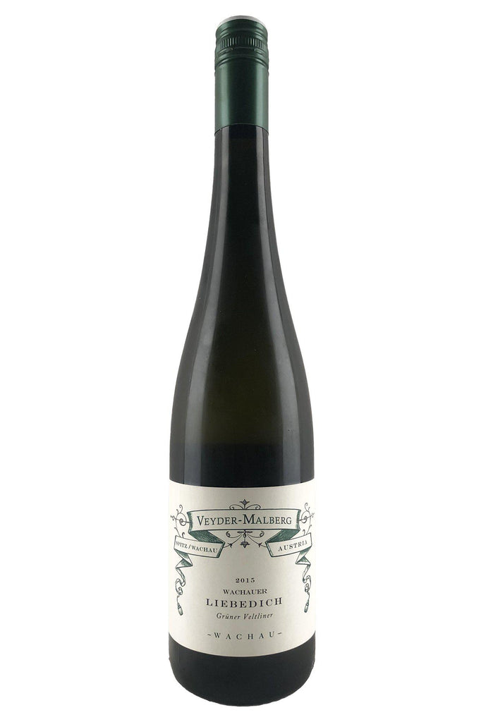 Bottle of Veyder-Malberg, Gruner Veltliner Liebedich, 2015 - Flatiron Wines & Spirits - New York