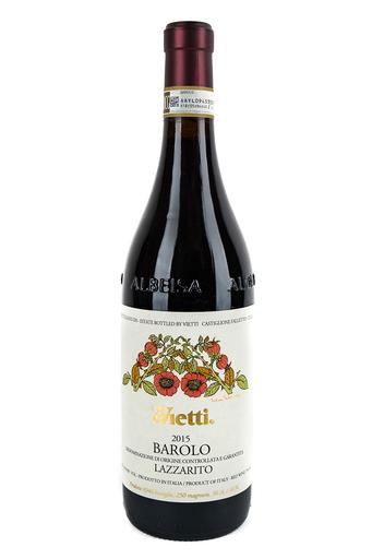 "Bottle of Vietti, Barolo ""Lazzarito"", 2015 - Flatiron Wines & Spirits - New York"