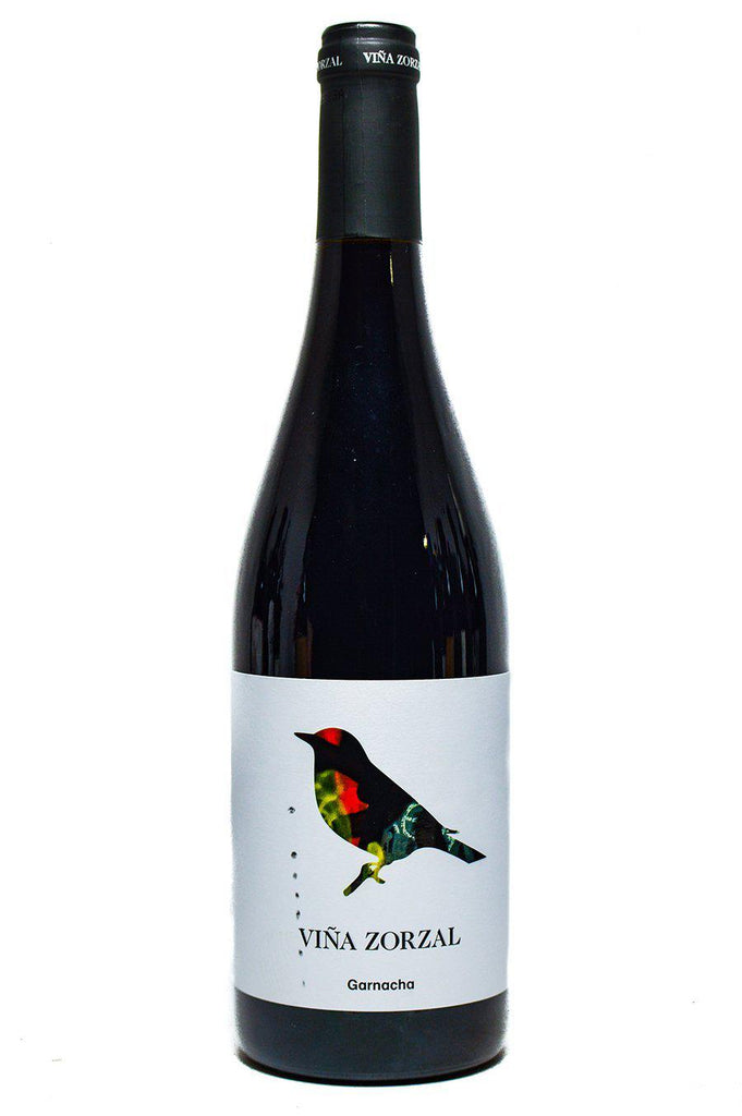 Bottle of Vina Zorzal, Garnacha, 2018 - Flatiron Wines & Spirits - New York