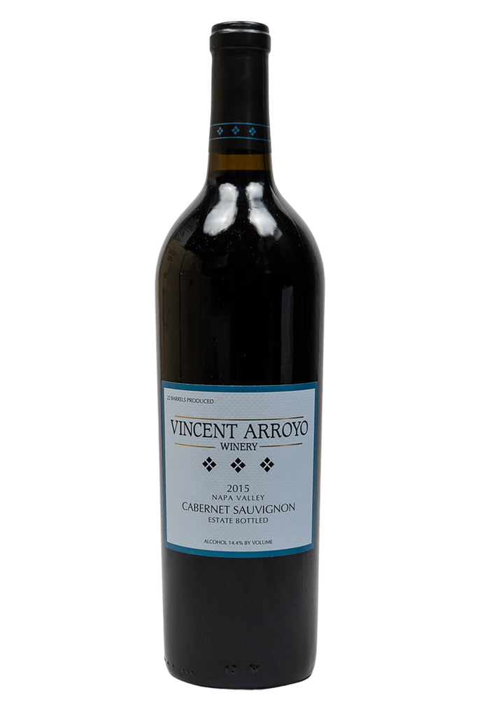 Vincent Arroyo, Napa Valley Cabernet Sauvignon, 2015
