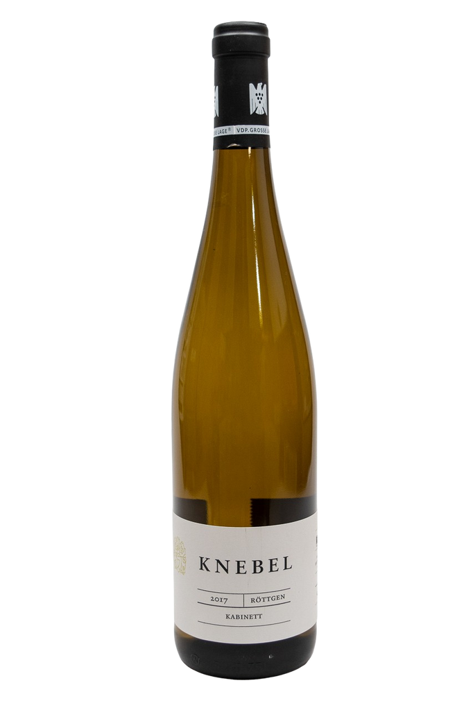 Bottle of Weingut Knebel, Riesling Rottgen Kabinett, 2017 - Flatiron Wines & Spirits - New York