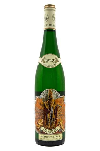 Bottle of Weingut Knoll, Riesling Smaragd Loibenberg, 2016 - Flatiron Wines & Spirits - New York