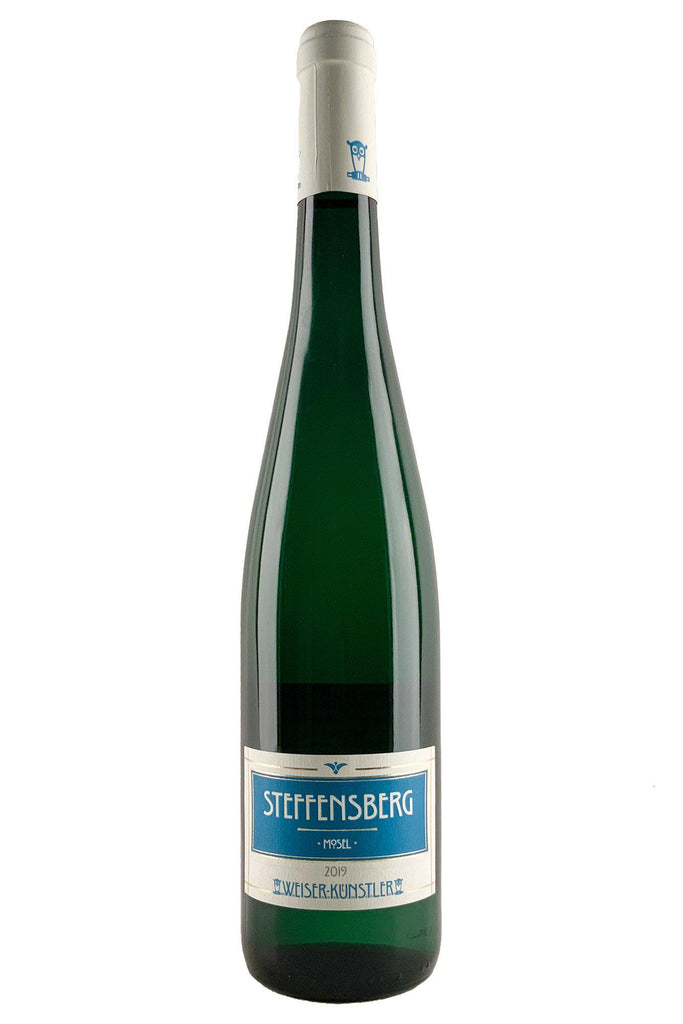 Bottle of Weiser Kunstler, Riesling Steffensberg, 2019 - Flatiron Wines & Spirits - New York
