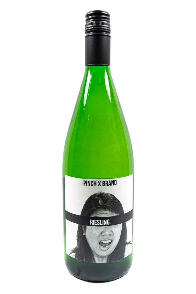 Brand Bros, Riesling to Benefit Pinch Chinese, 2018 (1L)