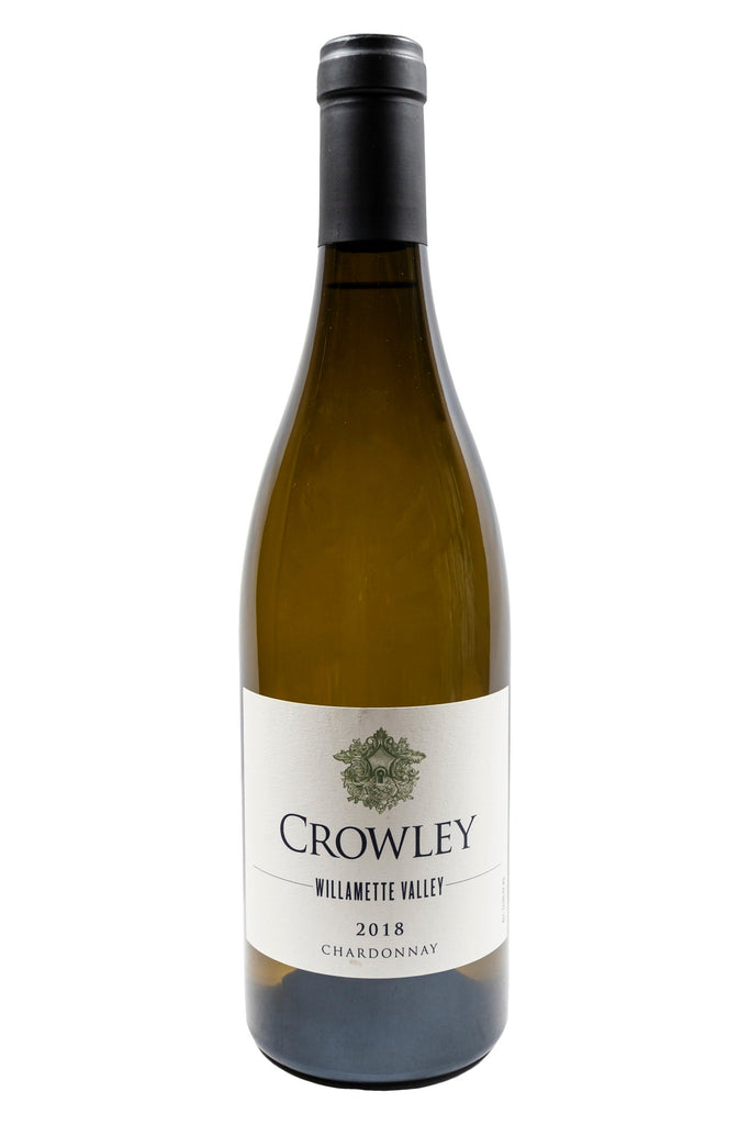 Crowley Wines, Willamette Valley Chardonnay, 2018