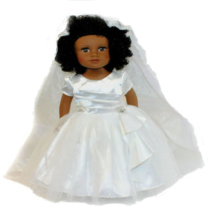 Arianna Tide the Knot Bridal Dress Fits American Girl 18 inch Doll