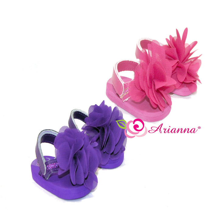 Arianna Peony Sandal  Fits American Girl 18 inch Doll