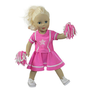 Arianna Crazy for Cheer!  Fits American Girl 18 inch Doll