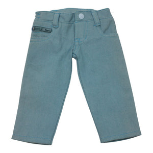 Arianna Colored Jeans Fits 18 inch Dolls