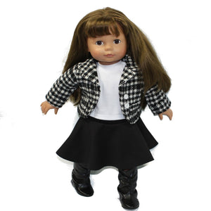 Changing Seasons Outfit Fits American Girl 18 inch Doll