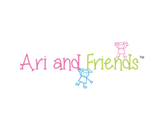 Ari and Friends Just Keep Swimming Leggings Fits 18 inch Dolls
