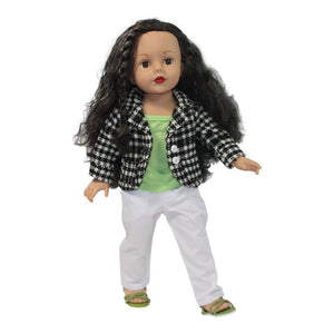 Arianna Sassy Couture Outfit Fits American Girl 18 inch Doll