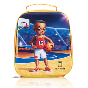 3D Basketball Lunch Bag for Kids